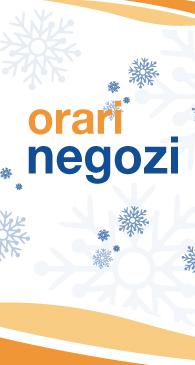Benvenuti nel sito web di karte for Orari negozi trento